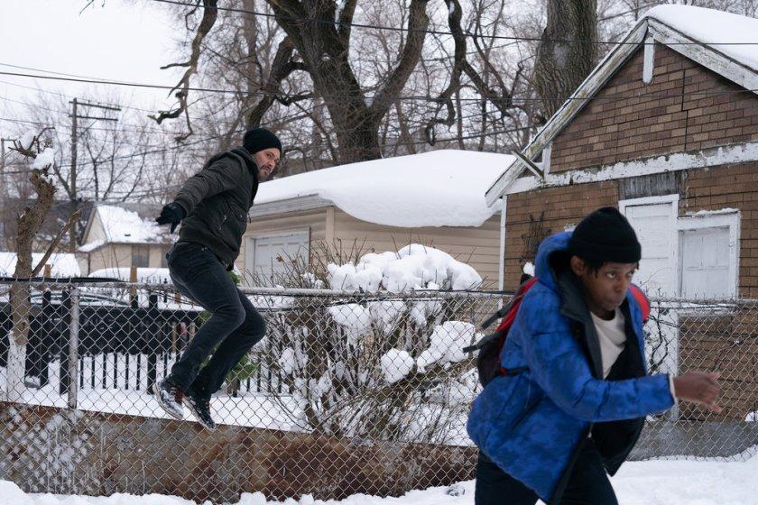 """CHICAGO P.D. -- """"Impossible Dream"""" Episode 809 -- Pictured: (l-r) Patrick John Flueger as Adam Ruzek -- (Photo by: Sandy Morris/NBC)"""