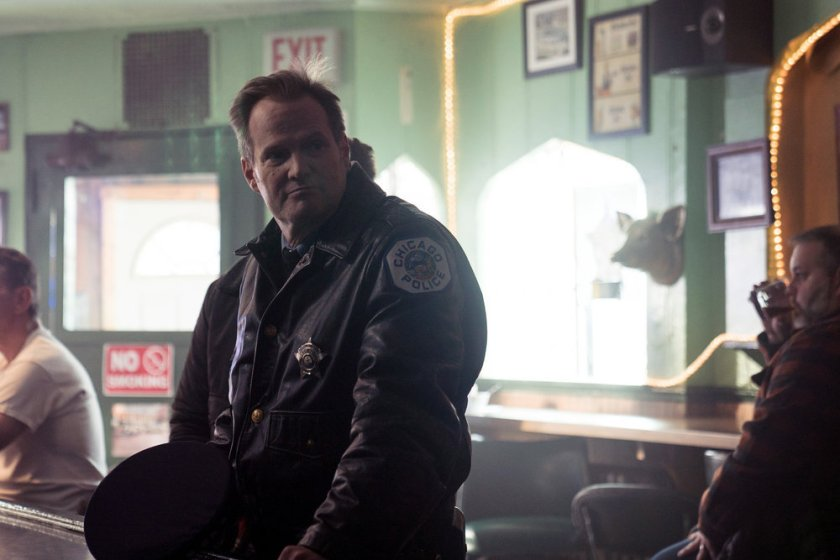 "CHICAGO P.D. -- ""The Radical Truth"" Episode 810 -- Pictured: Jack Coleman as Bob Ruzek -- (Photo by: Lori Allen/NBC)"