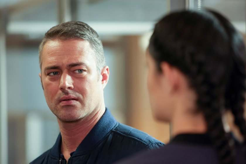 """CHICAGO FIRE -- """"Don't Hang Up"""" Episode 913 -- Pictured: Taylor Kinney as Kelly Severide -- (Photo by: Adrian S. Burrows Sr./NBC)"""