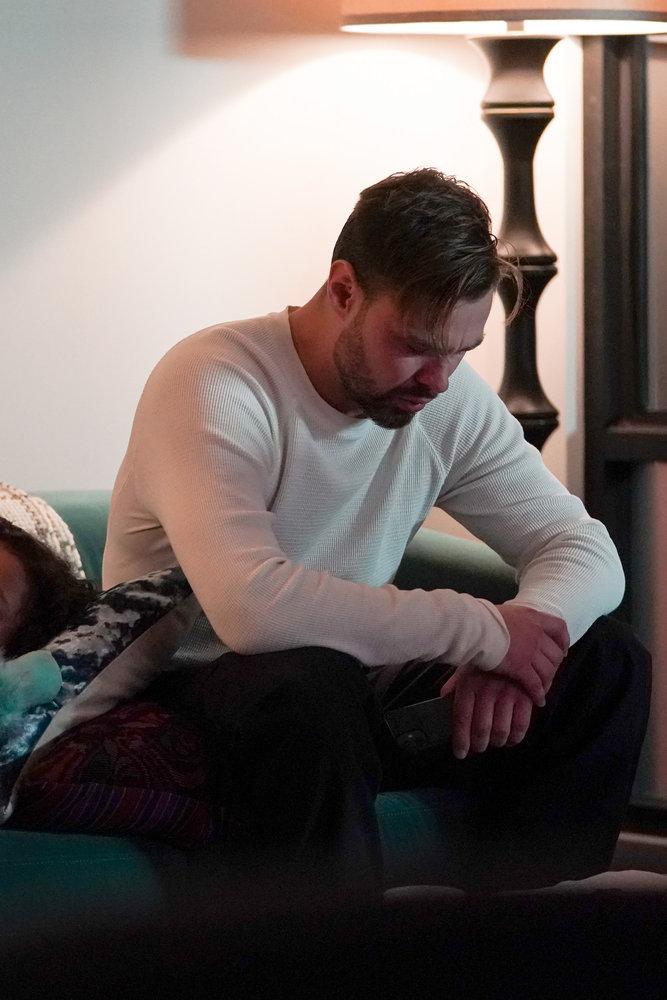 "CHICAGO P.D. -- ""The Other Side"" Episode 816 -- Pictured: Patrick John Flueger as Adam Ruzek -- (Photo by: Lori Allen/NBC)"