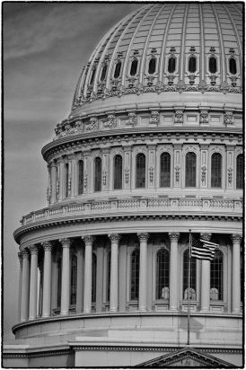 U.S Capitol at ISO 200 70-200@150mm f5.6 1/800 sec