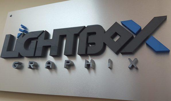 LightboxGraphixLobbySIgn