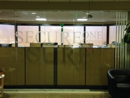 Etched and Frosted Window Graphics