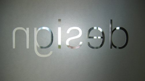 Frosted and Etched Vinyl Window Graphics