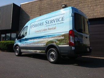 793984ac1d Custom Vehicle Graphics in Arlington Heights IL. Contractor ...