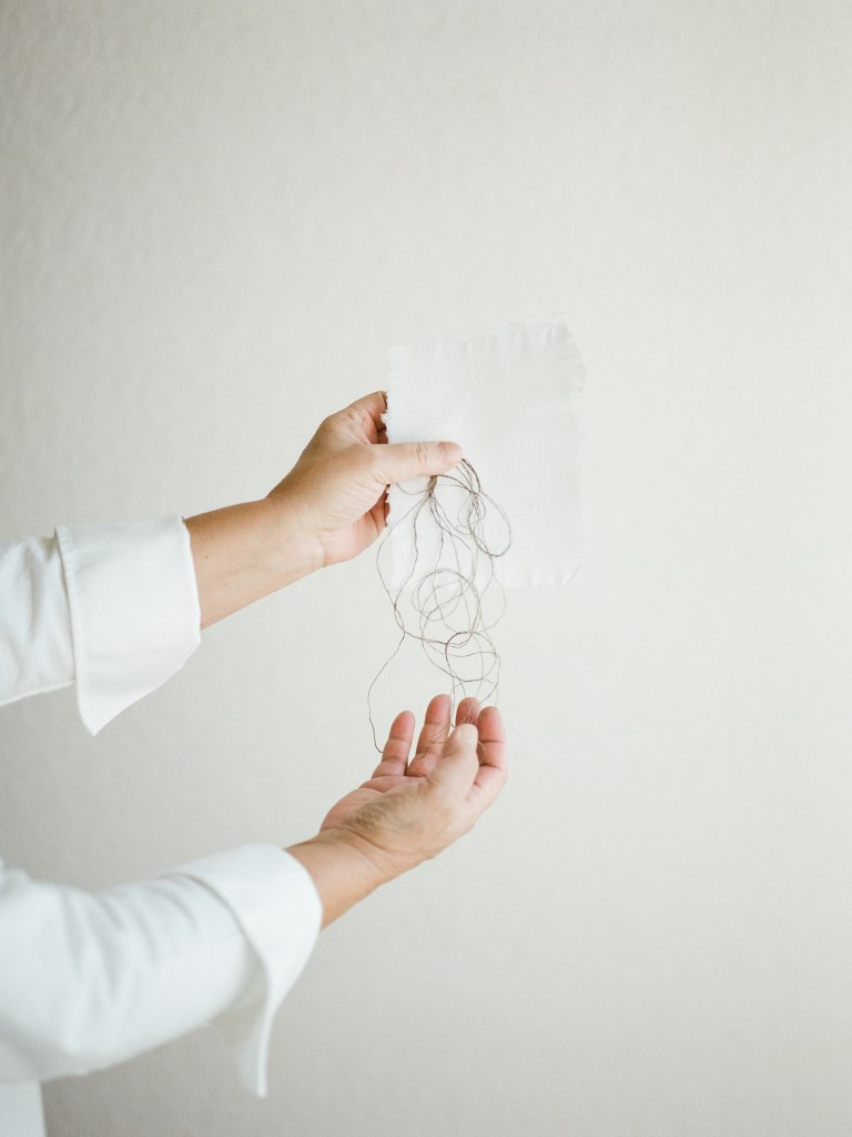 Brand photos for Pressed paper photographed by Lightbulb League