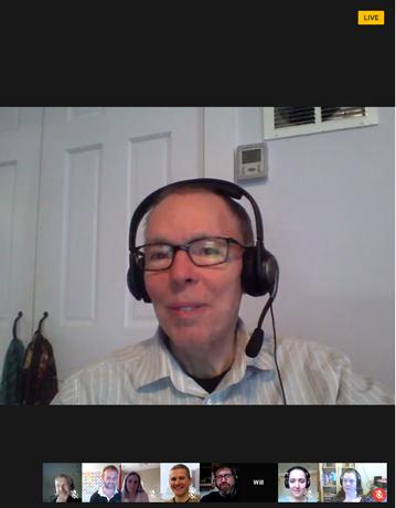 Will Thalheimer on the Google Hangout