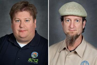 ESnet's Jason Zurawski and Brian Tierney