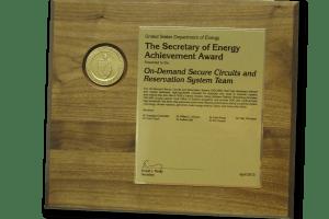 ESnet-DOE-award
