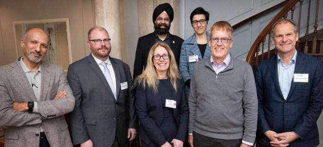 Quantum Internet Blueprint Workshop Steering Committee