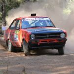 Winner Darlign 200 Rally 2012 Ford Escort