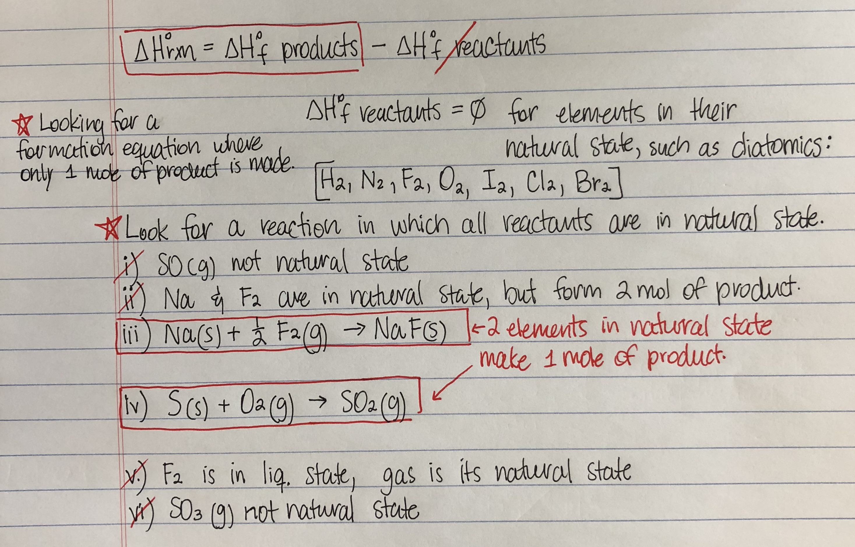 Write A Balanced Equation For Each Of The Following