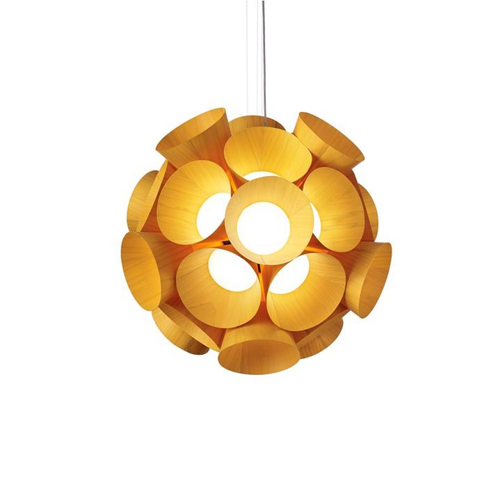 Dandelion, светильник из дерева, LZF