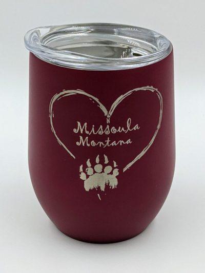 Missoula Montana Bear Paw