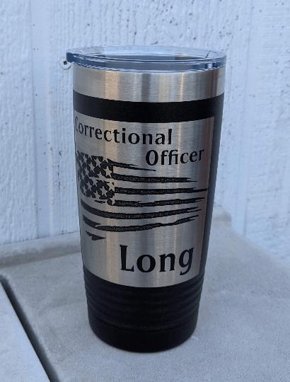 correctional office tumbler