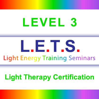 Light Therapy Instructor Training