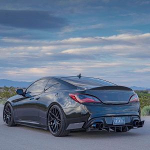 Genesis Coupe Tail Lights <br>Level 2</br> (BYOL)