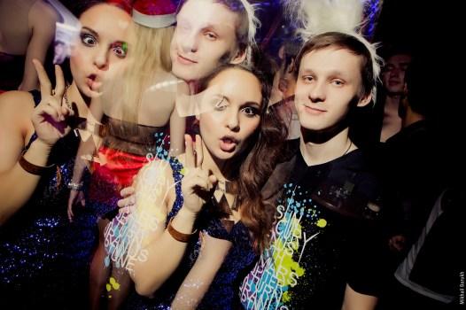 Вечеринка в стиле фотографа Geometria