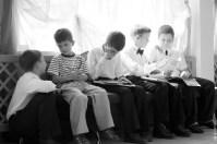 Выпускной вечер четвероклассников