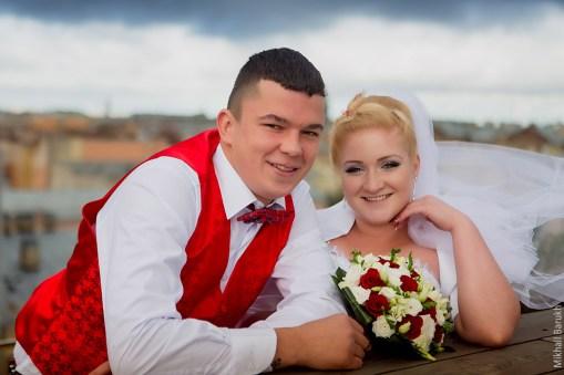 Свадебные фотографии Ани и Жени