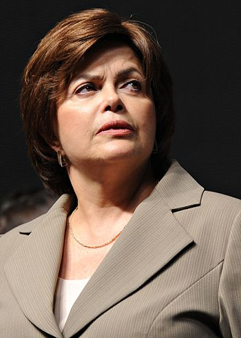 Dilma Rousseff, minister chief of staff of the...
