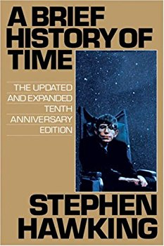 "Cover of ""A Brief History of Time"""
