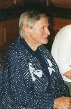 Nonie Lynch, photo courtesy Pat Mackenzie