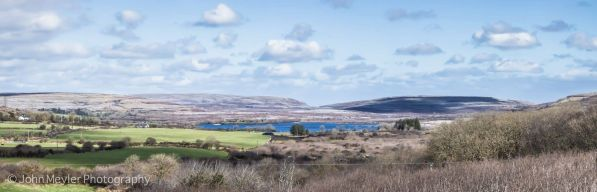 Carran Turlough in the Burren as photographed by John Meyler Photography