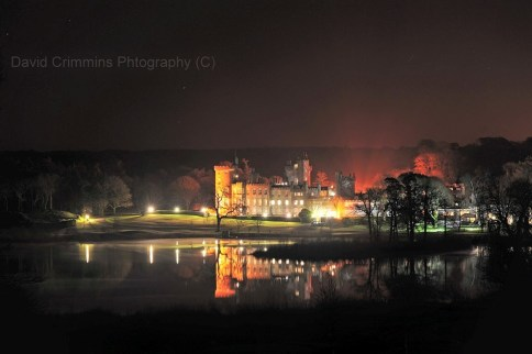 Dromoland Castle. Pic David Crimmins