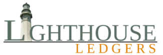 Lighthouse Ledgers Logo