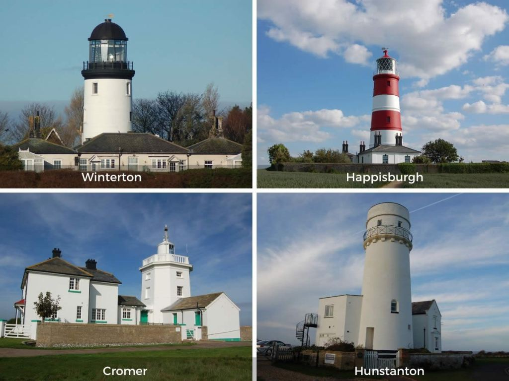 Norfolk Lighthouses