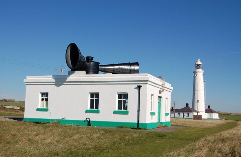 Lighthouses of South Wales