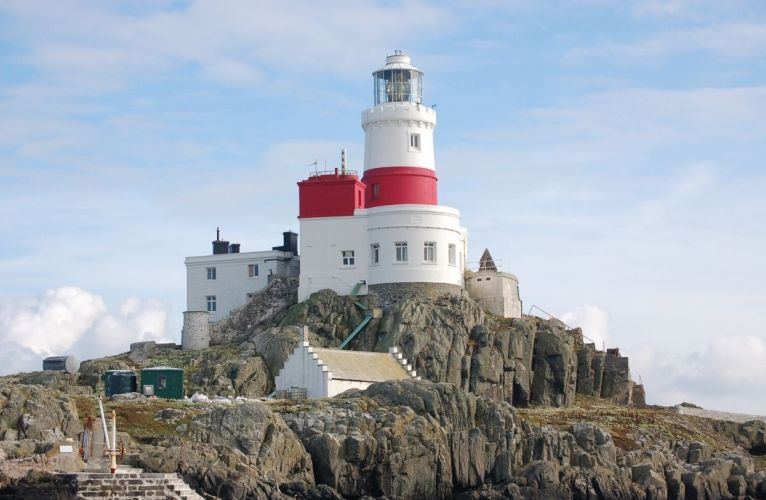 Lighthouses of North Wales