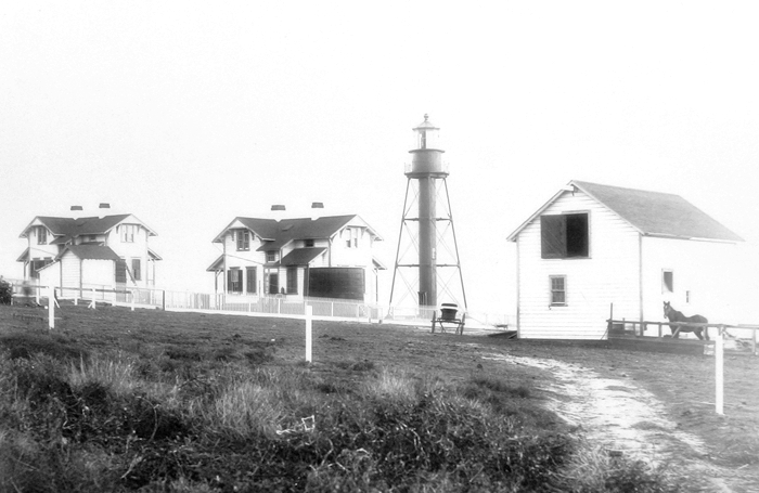 Point Loma New Lighthouse California At