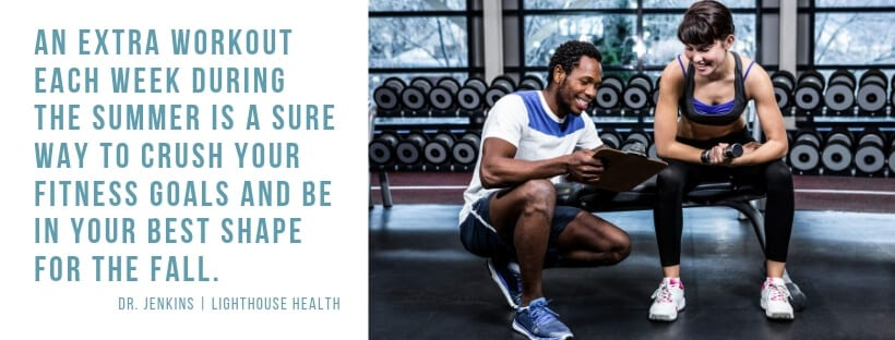 extra workout trainer lighthouse chiropractic dr graham d jenkins kelowna chiropractor
