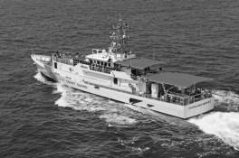 U.S. Coast Guard photo courtesy of Capt. Robert Grant
