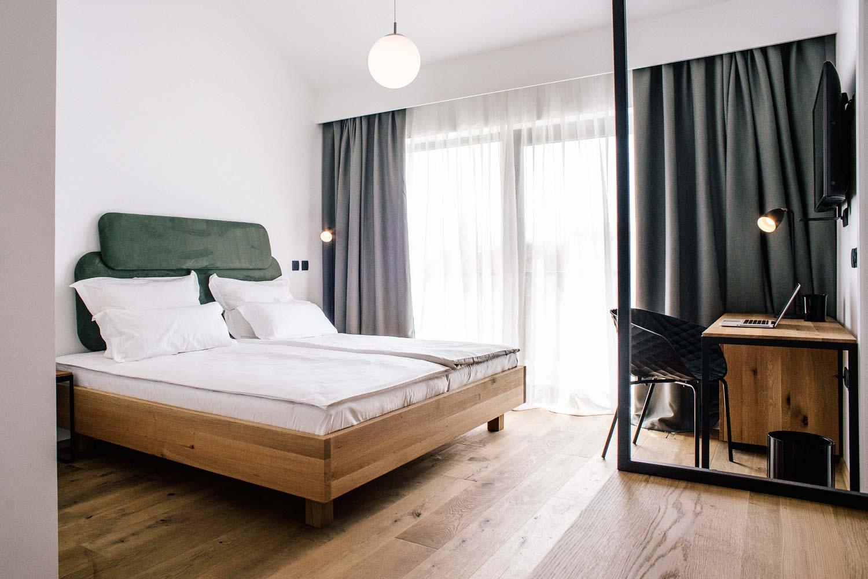 Vault Hotel Ljubljana - Skupina Svetilnik d.o.o. investment