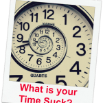 What is your Time Suck?