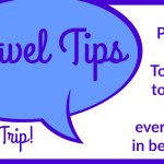Travel Tips for Parents and Everyone Else