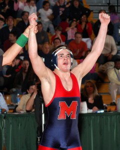 Steve Delorenzo Victorioius 2006 Nassau County Championship