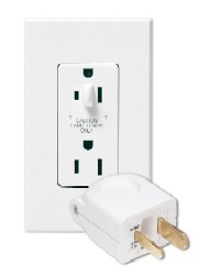 Lutron Electronics Introduces Dimmable Receptacle