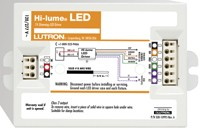 Lutron Introduces LED Dimming with New Hi-Lume™ LED Driver