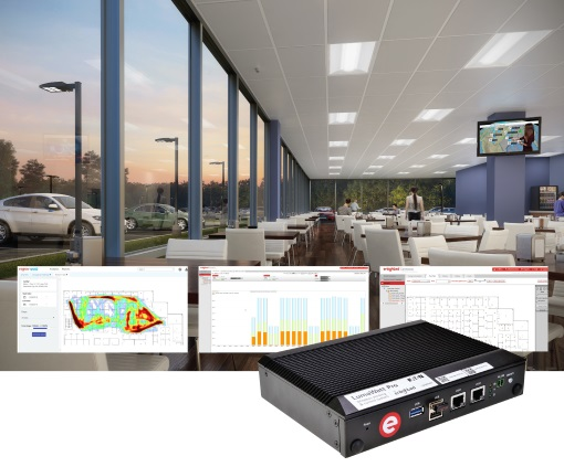 Eaton and Enlighted Partner on Connected Lighting