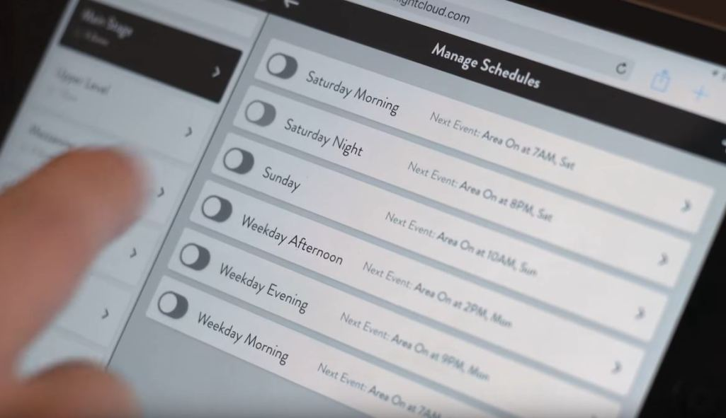 LCA TV: RAB Video Introduces Lightcloud Control Solution