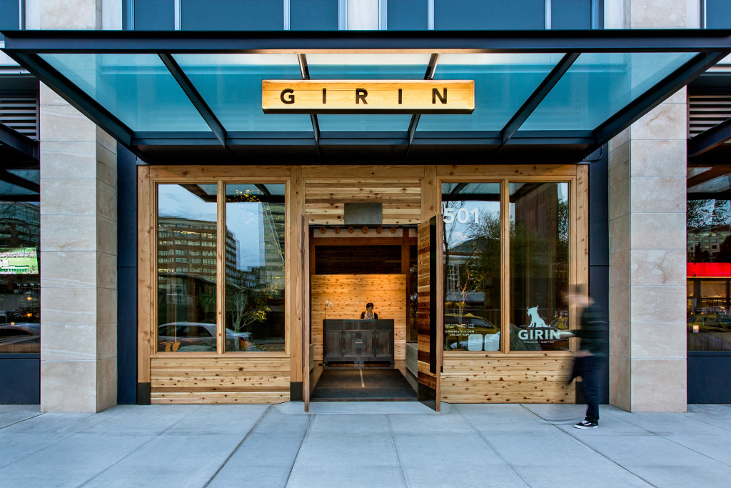 Girin opens in downtown Seattle