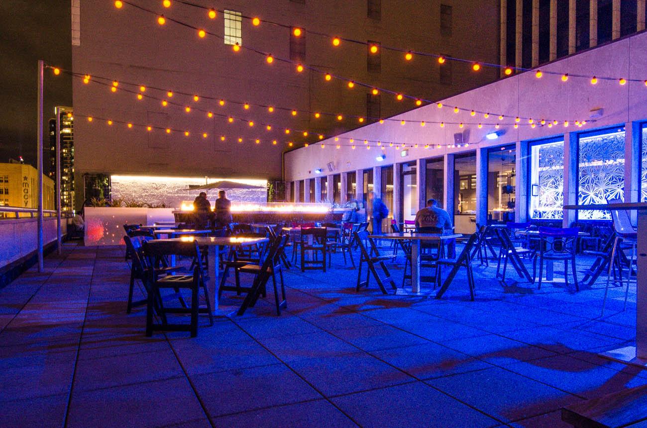 Frolik wins Best Hotel Bar Seattle