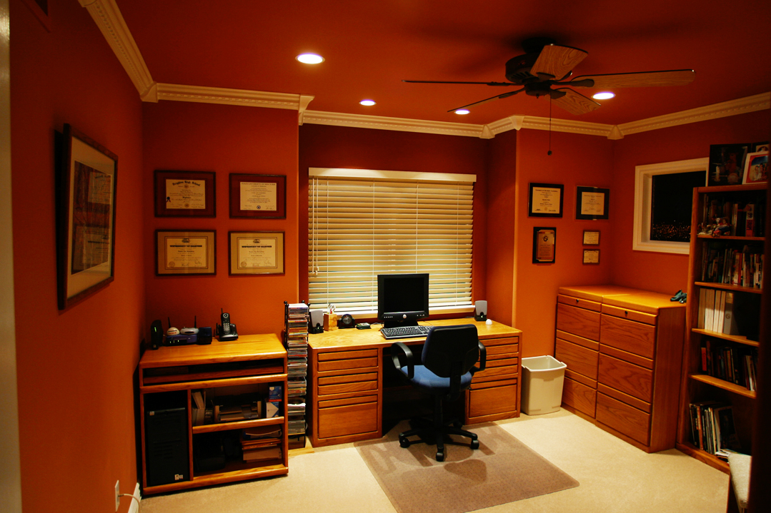 Office for home Desk You Spend Considerable Time In Your Office With Proper Lighting For Your Home Office Youll Be Comfortable Taking More Time In This Space Lighting Distinctions Home Office Lighting Solutions Lighting Distinctions