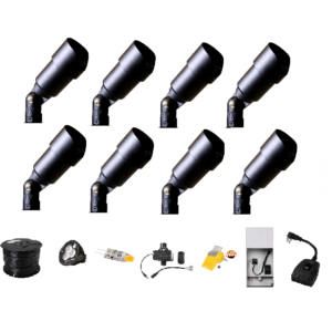 landscape lighting kits professional