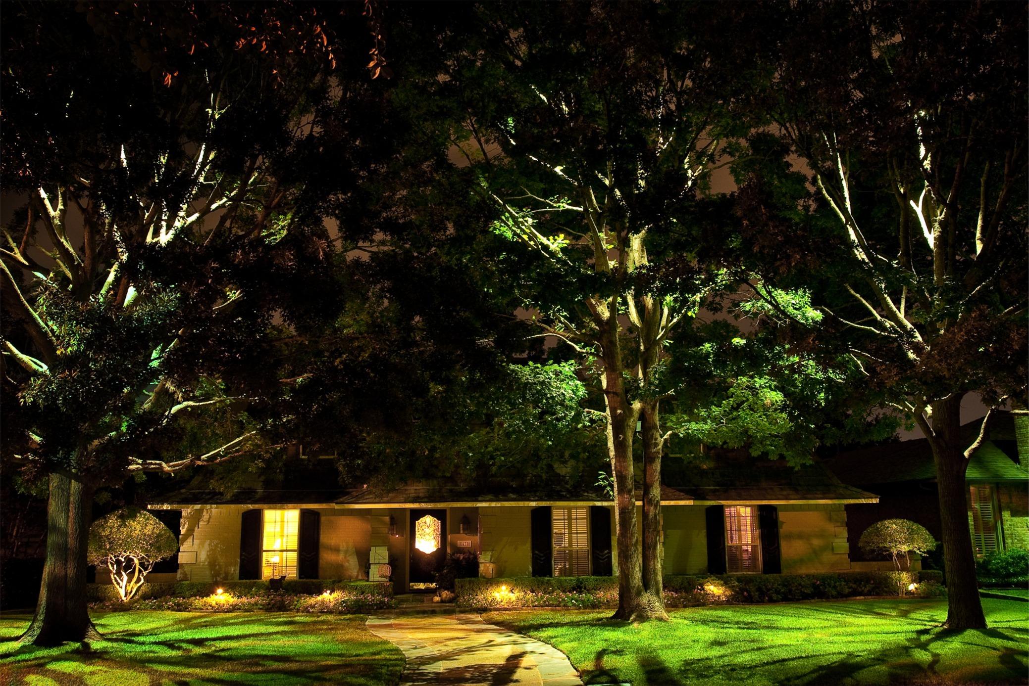 60 Backyard Landscape Lighting Ideas Home Decor