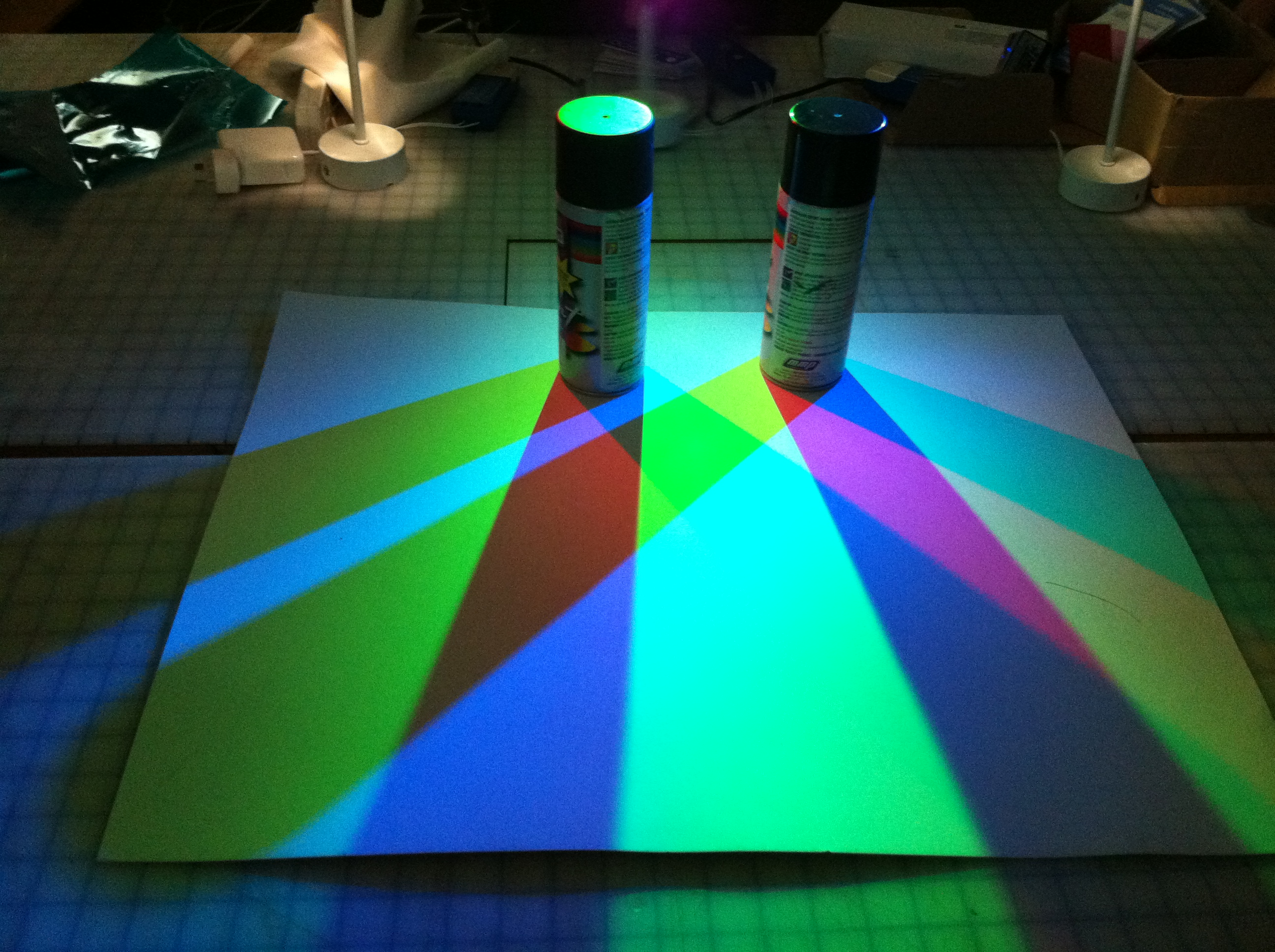 Week5 Light Object Shadow Contrast